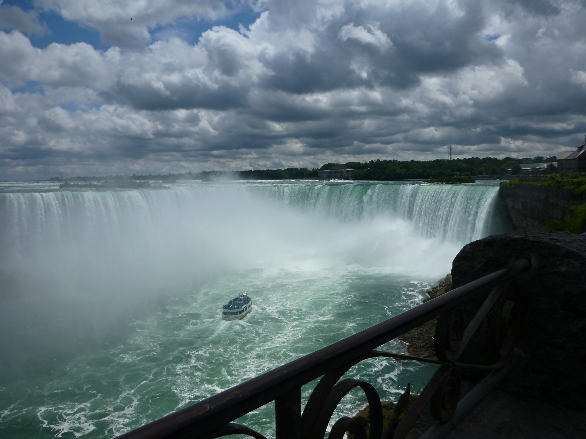 maid of the mist store